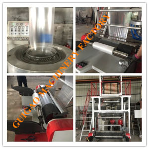 High Quality Polyethylene Plastic PE Film Blowing Machine Price pictures & photos