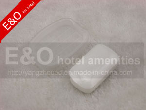 Natural Hotel Soap Hotel Bathroom Bath Soap in Plastic Box with Good Design pictures & photos