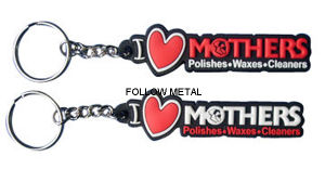 Rubber PVC Key Chain with Lovely Logo pictures & photos