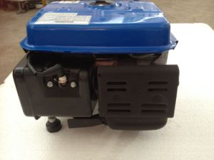 650W Manual Two Stroke Small 950 Gasoline Generator pictures & photos