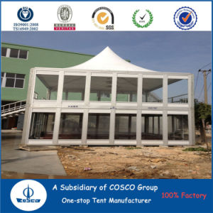Cosco Aluminum Pagoda Outdoor Wedding Tent with High Quality pictures & photos