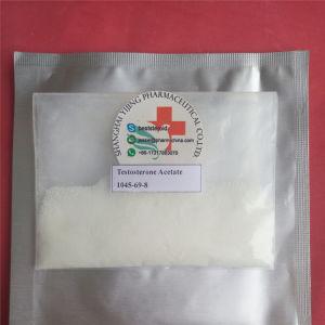 Testosterone Acetate, Testosterone Acetate Powder, Testosterone Acetate Steroid pictures & photos