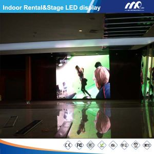 Mrled Product - New Design UTV1.25mm Indoor LED Display with 640000 Pixels/Sq. M pictures & photos