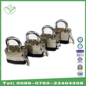 Dual Locking Keyed Alike Laminated Padlock pictures & photos
