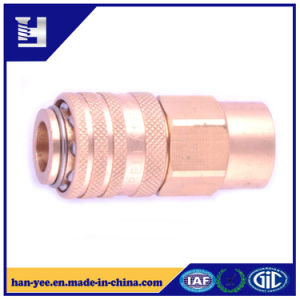 Hot Selling Brass Connector for Car Accessories pictures & photos