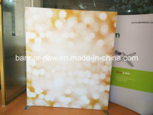 Full Color Advertising Aluminum Frame Fabric Banner pictures & photos