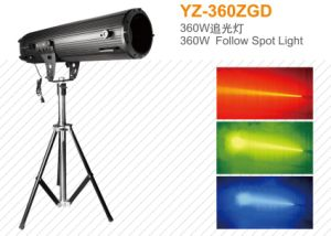 LED Satge Light 2500W Efficient Follow Spot Light pictures & photos
