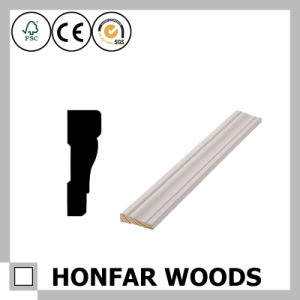 Decoration Material MDF Primed Wood Door Frame Moulding pictures & photos