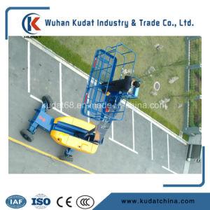 Aerial Work Platform Telescopic Boom Lift pictures & photos