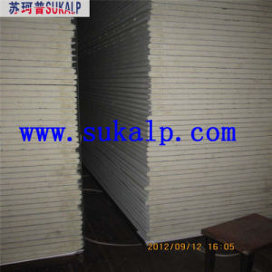 Structural Insulated PU Sandwich Panels for Cold Rooms pictures & photos