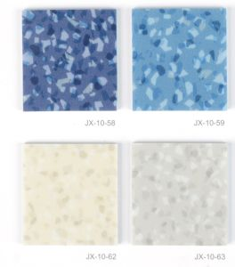 New Design Commercial PVC Vinyl Flooring in Rolls pictures & photos
