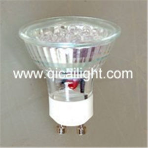 5mm Dip, Gu10 Low Power LED Lamp pictures & photos