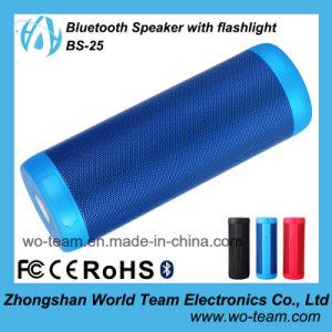 Popular Bluetooth Mini Car Speaker with Flashlight
