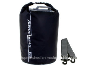 Promotional Outdoor Camping 30L Waterproof Barrel Backpack Dry Bag with Window pictures & photos