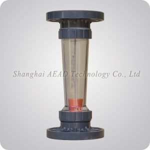 Plastic Rotameter for Water Treatment Project pictures & photos