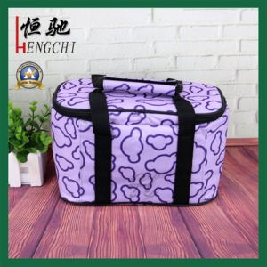 2017 New Fashion Portable Insulated Thermal Food Picnic Lunch Bags pictures & photos