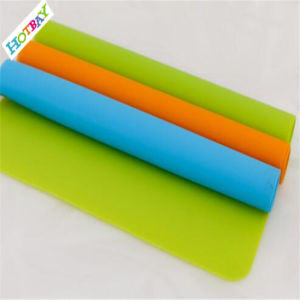 Customer Print Heat Resistance Silicone Baking Mat