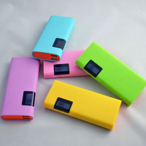 18650 Power Bank 15000mAh Mobile Charger for All Phones pictures & photos