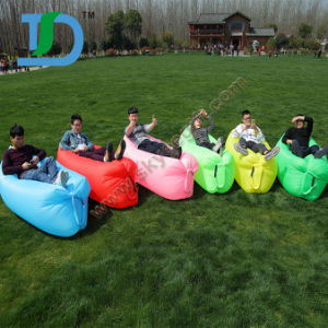 Camping Hiking Beach Banana Inflatable Blow up Lounger pictures & photos