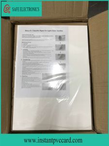A3 A4 Size Transfer Paper for Light Color Fabric pictures & photos