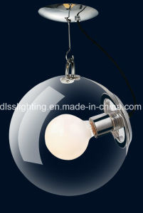 2017Wholesale Price Modern Round Glass Ceiling Lamp For Indoor Decoration pictures & photos