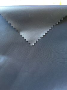 Polyester Taffeta Fabric with PU Coating for out Wear pictures & photos