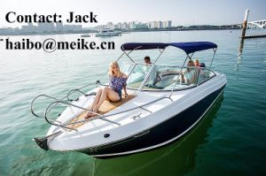 22′ Fiberglass Sporty Leisure Raceboat Hangtong Factory-Direct pictures & photos