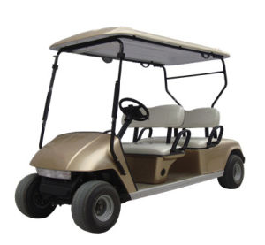 2017 Most Fashionable 4-Seat Golf Cart pictures & photos