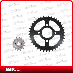 Motorcycle Spare Part Sprocket Set for Bajaj Pulsar 180 pictures & photos