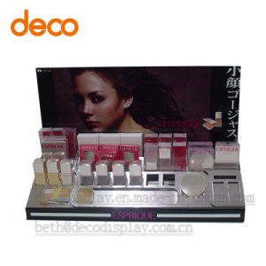 Cosmetic Cardboard Paper Display Case Counter Display pictures & photos