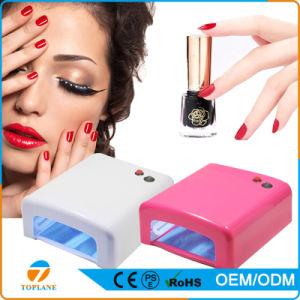 Popular 36 Watt Hand Sensor UV LED Nail Lamp pictures & photos