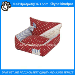 Large Warm Soft Fleece Pet Dog Kennel Cat Puppy Bed Mat Pad House Kennel Cushion pictures & photos