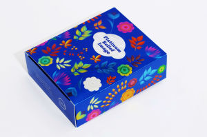 Square Gift Box Paper Cardboard Packaging Box pictures & photos