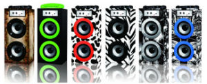 Competitive Price USB 2.0CH Wooden Speaker for Computer /Office pictures & photos