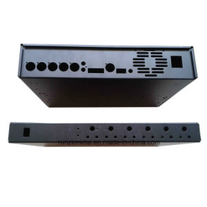OEM Stamping Product Electric Power Distribution Junction Metal Control Box pictures & photos