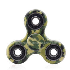 Hybrid Ceramic Camoflauge Spinner Cool Hand Fidget Spinner Toy pictures & photos