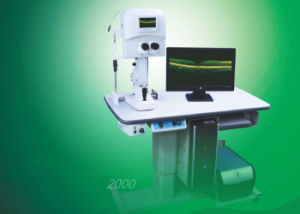 Ophthalmic Equipment Optical Coherence Tomography with Efficient 3D Analysis pictures & photos