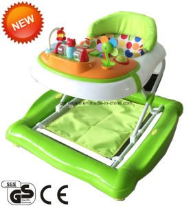 2017 New Model Foldable Baby Walker with Toys (CA-BW201) pictures & photos