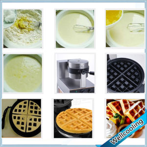 High Quality Commercial Waffle Baker pictures & photos