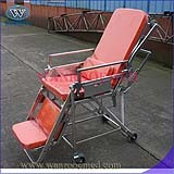 Ea-3A2 Patients Transfer Emergency Aluminum Alloy Ambulance Stretcher Trolley pictures & photos