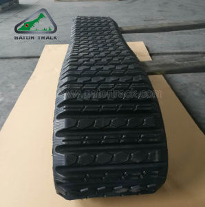 18′′x4′′x51c 457*101.6*51c Multi Terrain Loader Terex PT80 Cat 267c Cat 277D Compact Track Loader Track pictures & photos