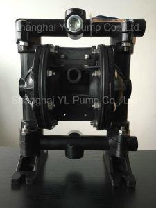 Qbk-20 Air Operated Double Diaphragm Aluminum Alloy Pump pictures & photos