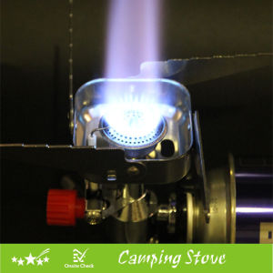 Portable Folding Camping Stove Outdoor Gasoline Stove Gas Burners Camping Equipment pictures & photos