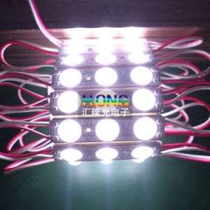 New High Brightness Injection LED Module with Lens pictures & photos