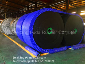 China Goods Wholesale Earth Conveyor Belt and Oil Resistant Steel Cord Rubber Belt pictures & photos