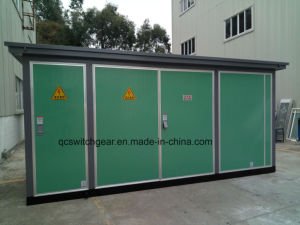 Mv / LV Prefabricated Substation pictures & photos