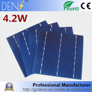 4.2W 17.2% Efficiency 156 Poly Polycrystalline Solar Cell pictures & photos