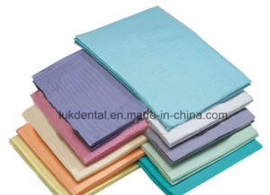 Medical Supply Dental Disposable Products Dental Bibs with High Quality pictures & photos