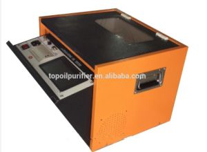 Fully Automatic Insulation Oil Breakdown Voltage Analyzer (DYT-80) pictures & photos