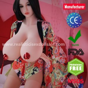 165cm Offering All Entities Silicone Sex Dolls with RoHS Certificate pictures & photos